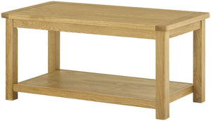 Cottage Coffee Table Oak - Tylers Department Store