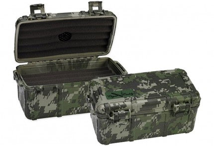 The Cigar Caddy 15 Camo Humidor