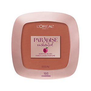 17. PARADISE Enchanted Fruit-Scented Blush Makeup- Charming
