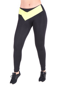 The Freya Wrap Legging - Apio