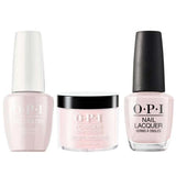 OPI 3in1, L16, Lisbon Wants Moor OPI KK1017