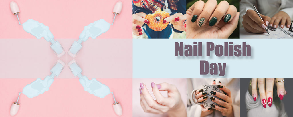1st June – Nail Polish Day