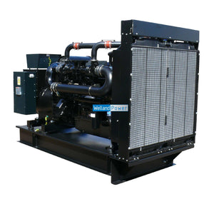 Welland Power WP600, 600kVA Open Diesel Generator powered by Perkins 2806A-E18TAG1A diesel engine