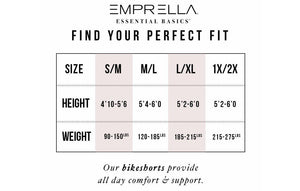 Ever Essential SlipShorts - Emprella