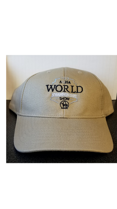 2018 WS Structured Khaki Cap