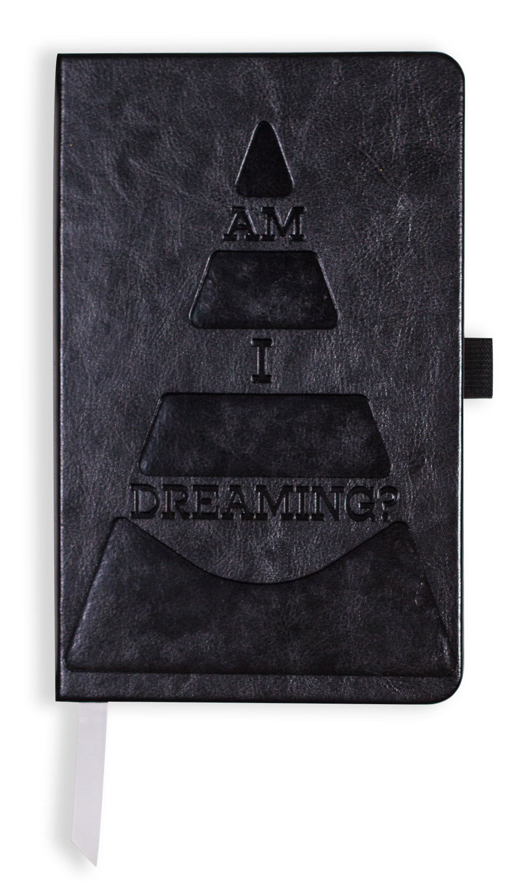 """Am I Dreaming?"" Reality Check Dream Journal"