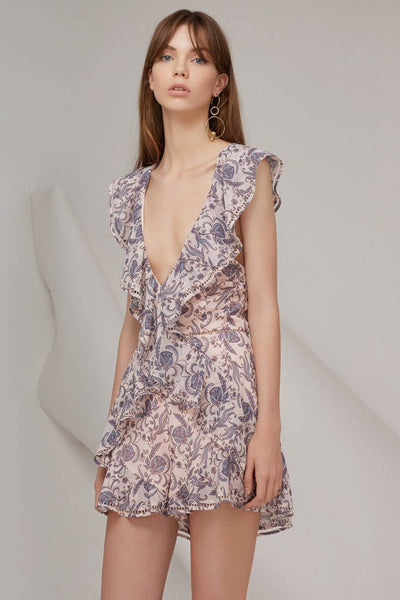 Keepsake The Label - Lovers Holiday Playsuit - Lalabazaar