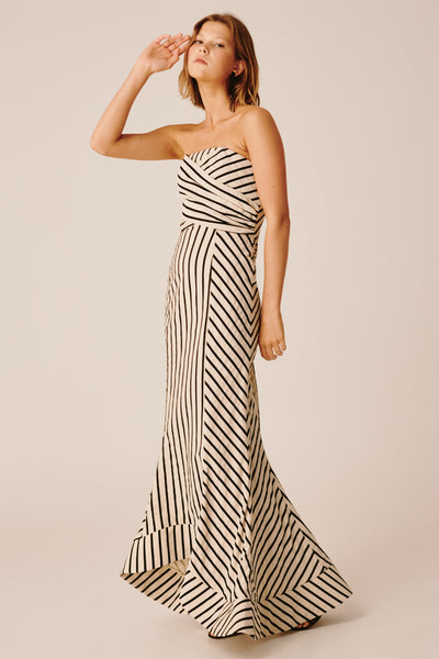 C/meo Collective - High As Hope Gown - Lalabazaar