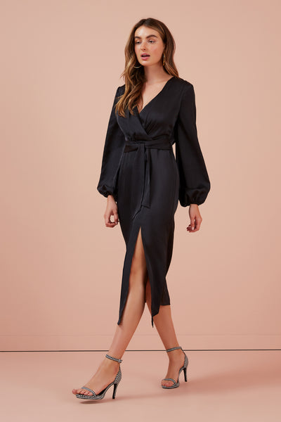 Finders Keepers The Label - Emilia Long Sleeve Dress