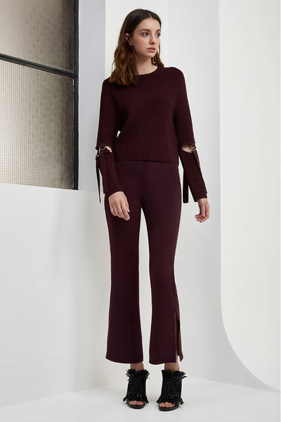 C/meo Collective - Framed Knit Jumper - Lalabazaar