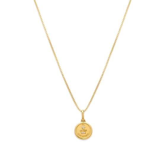 Leah Alexandra | Love Token Necklace