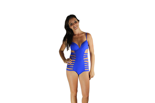 Blue Strapped Full Costume - BuyAbility South Africa