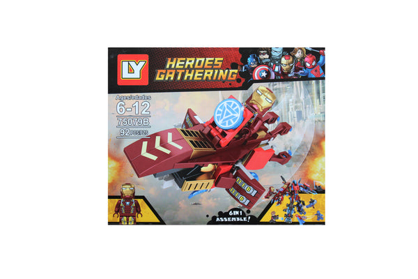 Iron Man, Hero Gathering - BuyAbility South Africa
