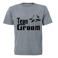 Team Groom - Adults - T-Shirt
