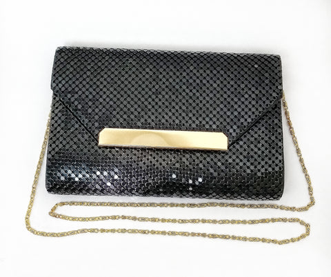 Clutch Opera Mesh Clutch bag - Living in Style with Olga