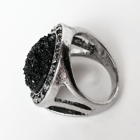 Rings Stardust Ring - Living in Style with Olga