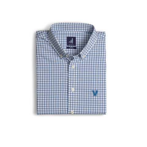 Villanova University Alumni PREP-FORMANCE Button Down Shirt