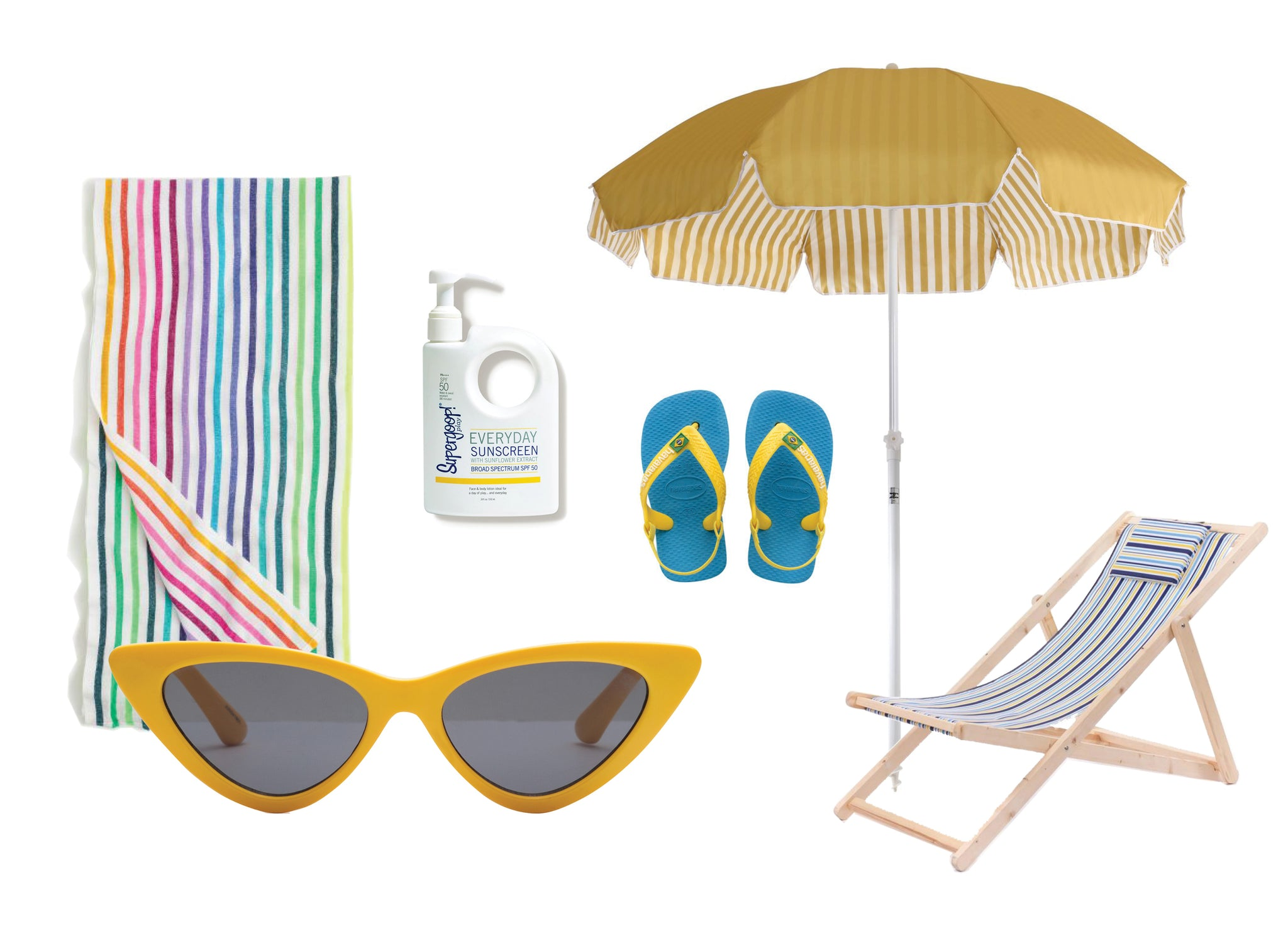 Ultimate Beach Packing List