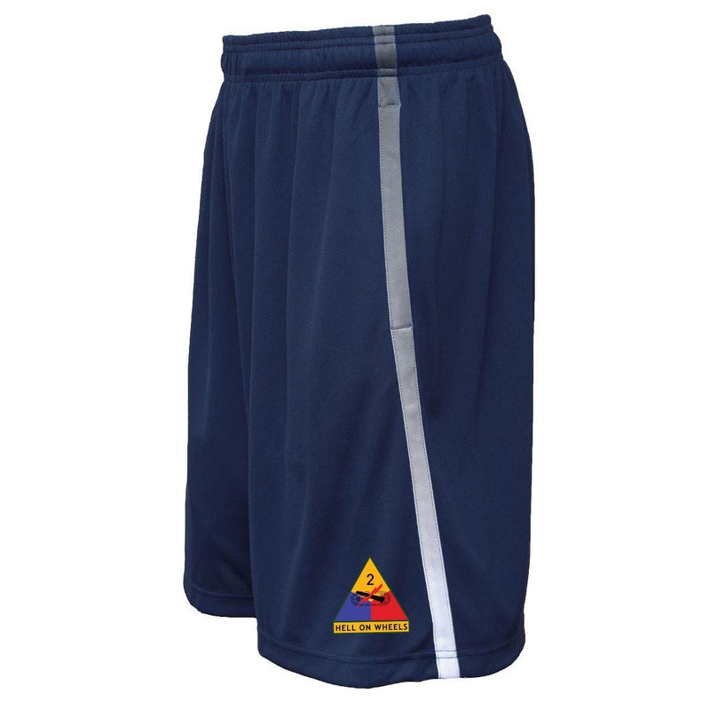 2nd Armor Performance Shorts