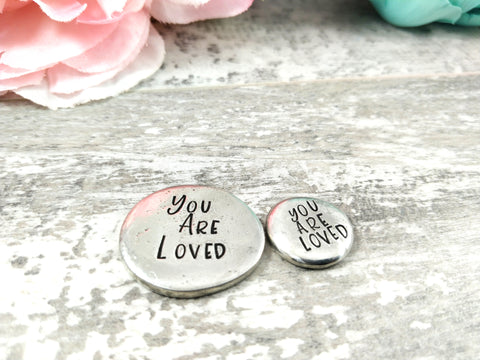 You Are Loved Pocket Token