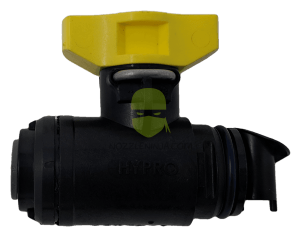 Express End Manual Valve Retrofit