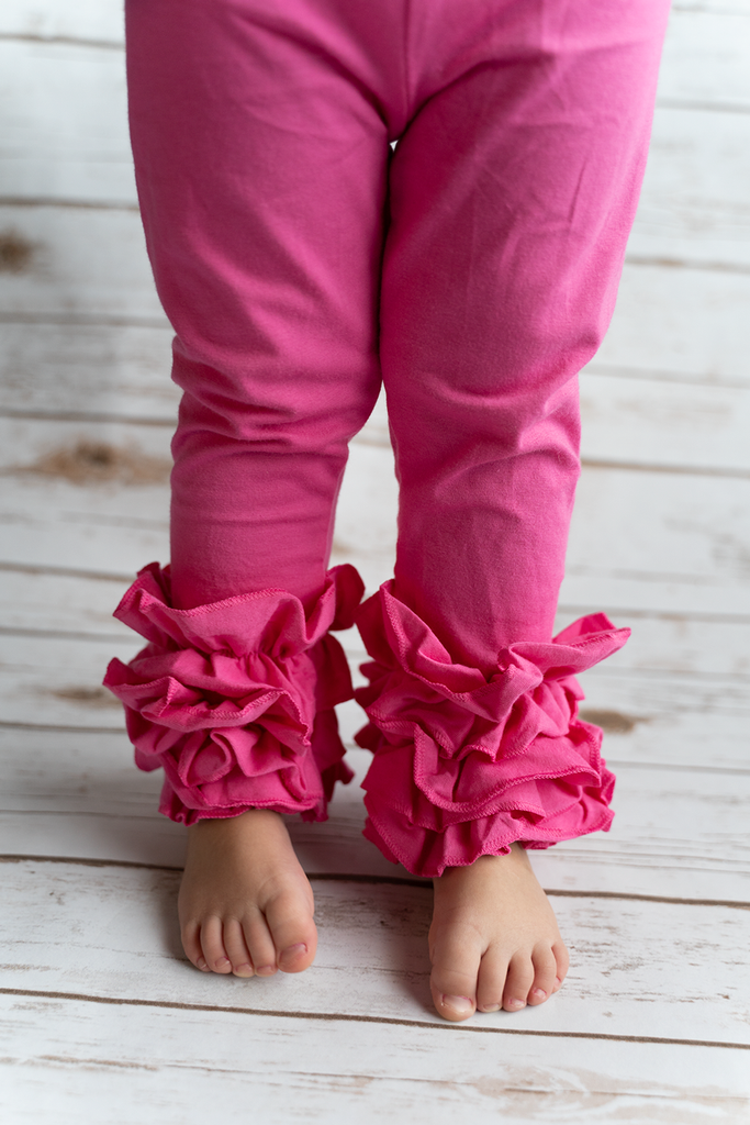 Icing Ruffle Leggings