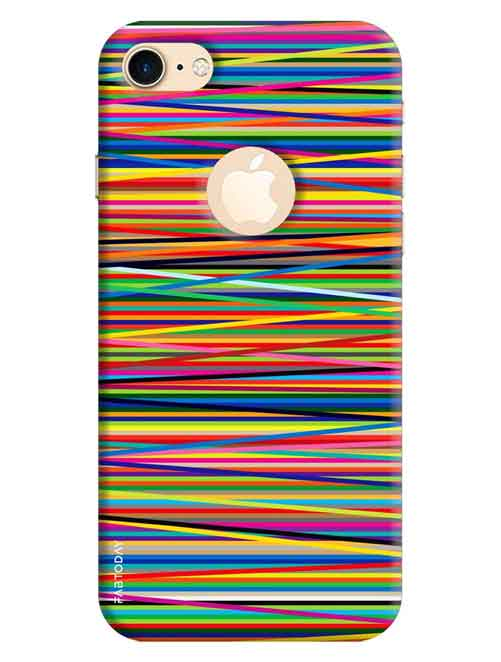 Abstract Apple iPhone 7 Mobile Cover