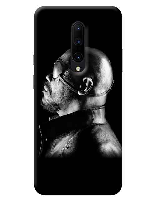 Avengers Nick Fury OnePlus 7 Pro Mobile Cover