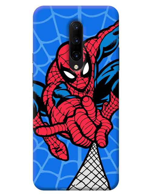 Spiderman Superhero OnePlus 7 Pro Mobile Cover
