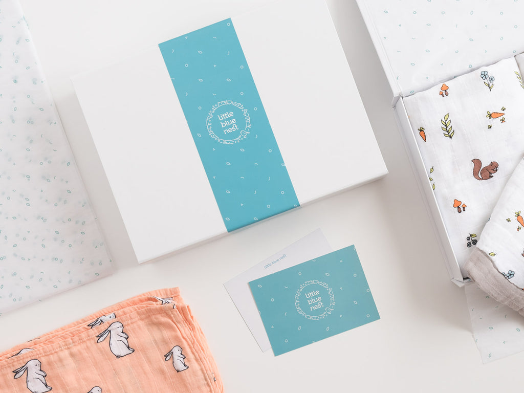 Little Blue Nest gift box
