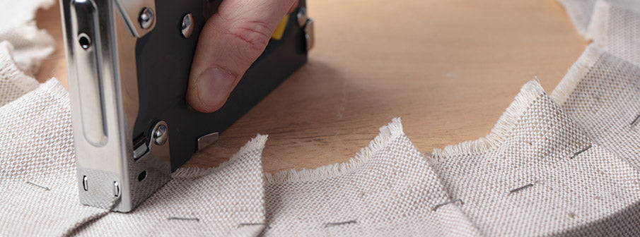 How to Upholster a Chair - Dining Chair Seat Pads