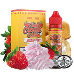 Liquid EFX Vape - Strawberry Fried Cream Cakes