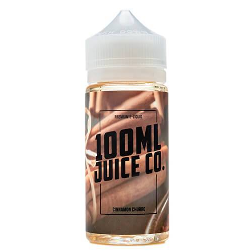 100ml Juice Co - Cinnamon Churro