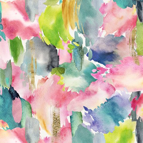 Watercolor Splashes and Blobs | W1257