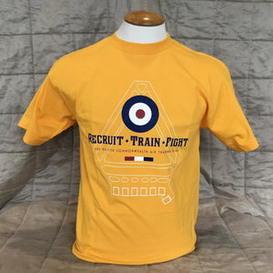 Recruit-Train-Fight T-Shirt