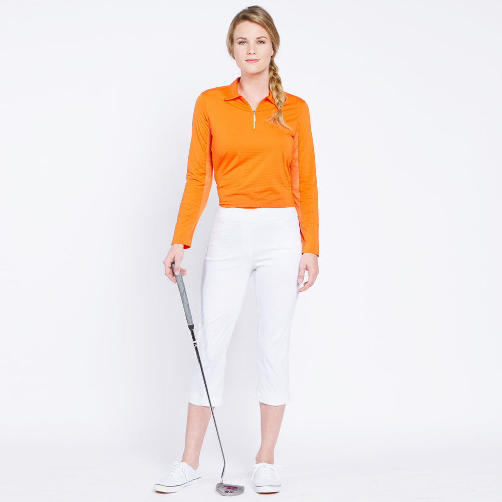 Slimsation Golf Capri - White