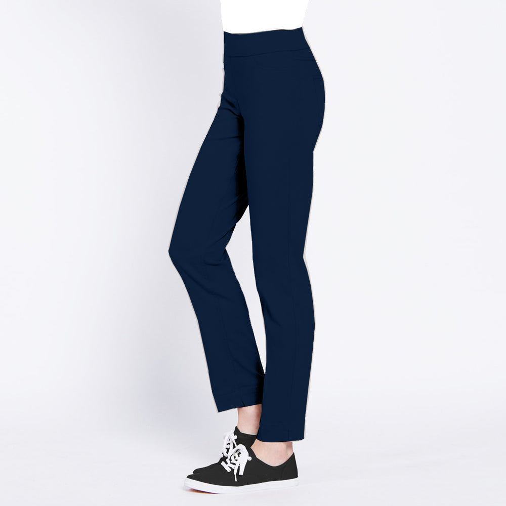 Slimsation Golf Ankle Pant - Midnight