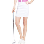 Slimsation Golf Skort - White