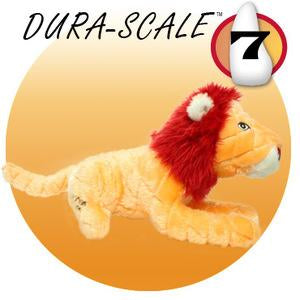 Linus Lion High Quality Dog Toy - Durable Dog Toy for Large Dogs - Tuffie Toys