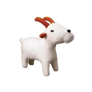 Grady Goat Jr High Quality Dog Toy - Durable Dog Toy for Small Dogs and Puppies - Tuffie Toys