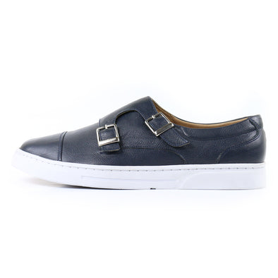 Naval Double Monk Strap Sneakers