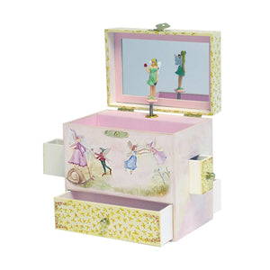 Just in Case music box open view | Musical treasure boxes and decor for kids from Enchantmints | unusual gifts for girls