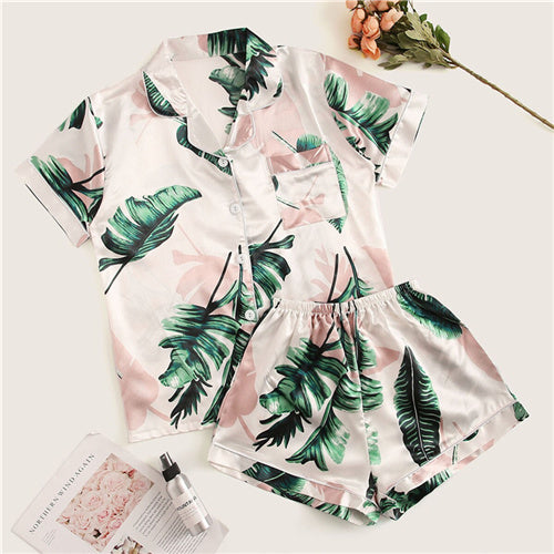 Elle Summer Pyjama Set