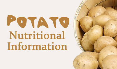 Carbs in Potato & Other Nutritional Info
