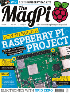 The MagPi magazine #81