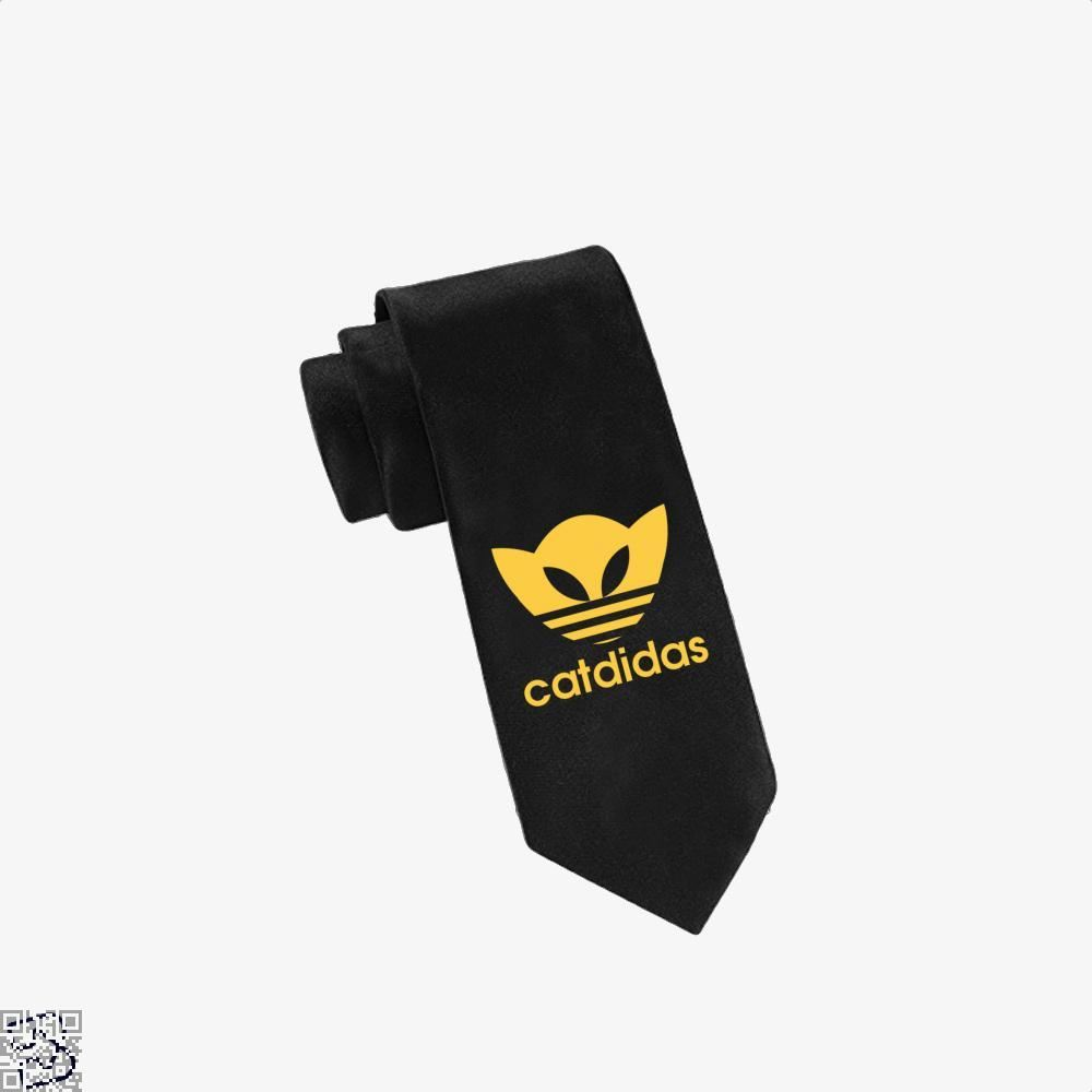 Catdidas Cat Tie - Black - Productgenjpg