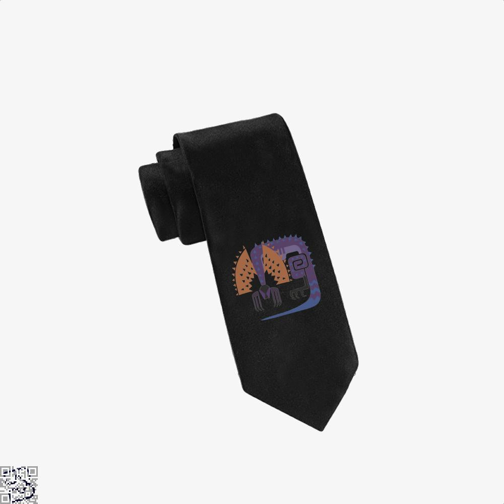 Tzitzi Ya Ku, Monster Hunter Tie