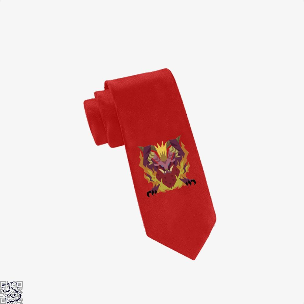 Teostra, Monster Hunter Tie