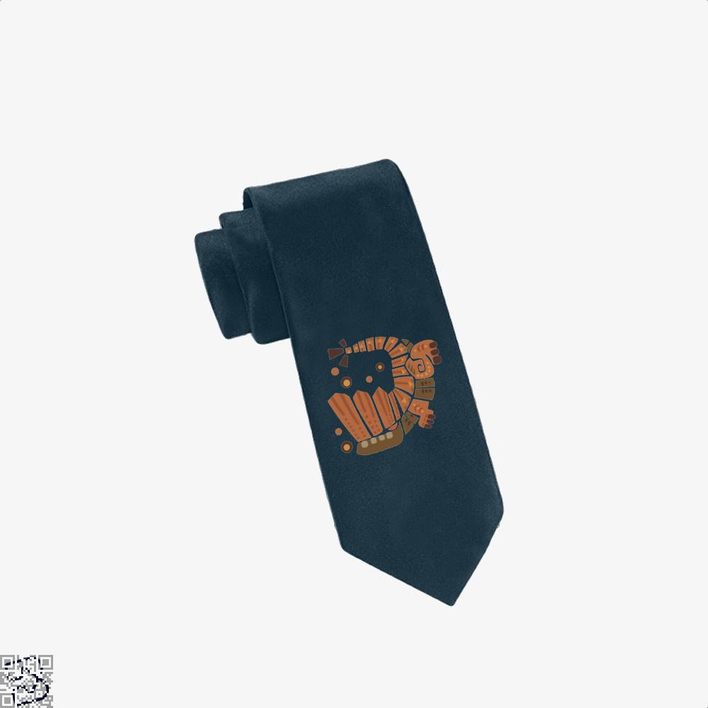 Barroth, Monster Hunter Tie