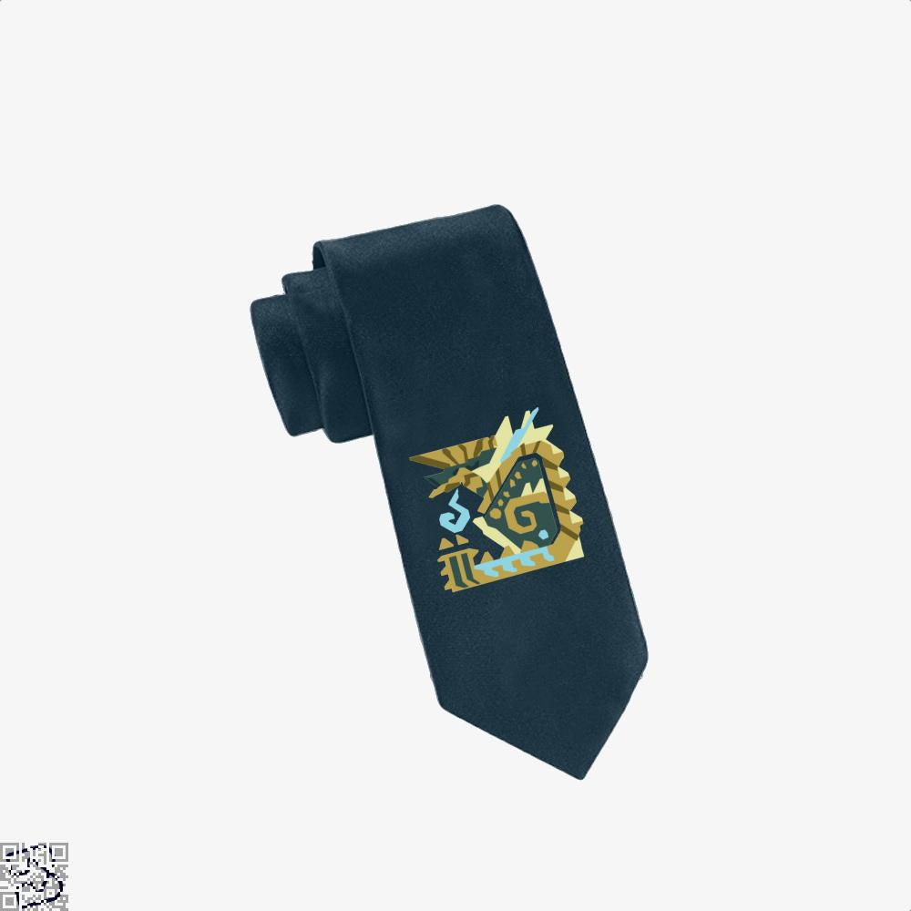 Zinogre Monster Hunter, Monster Hunter Tie